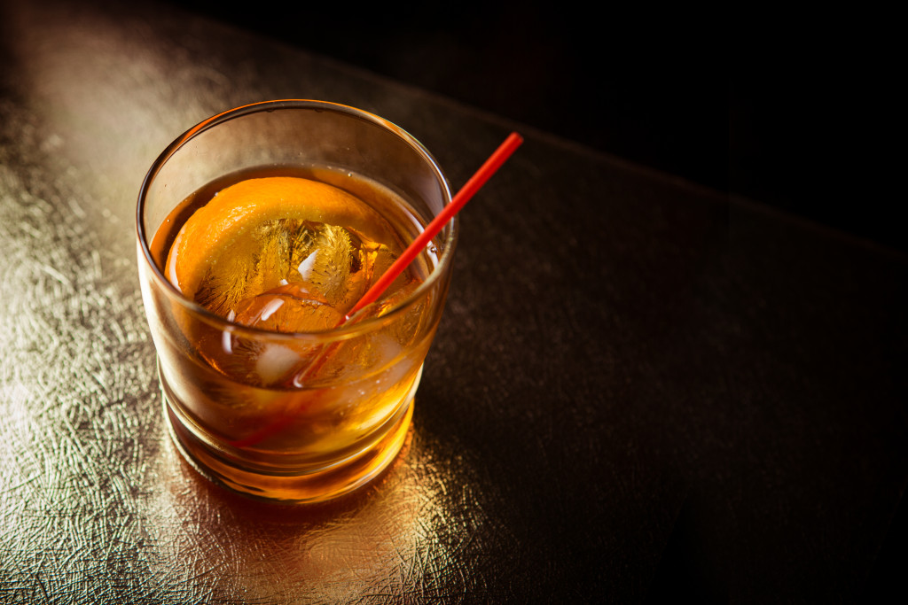 Spicy Old Fashioned